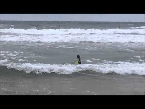 Training at Roxy Pro Beach Biarritz France was awesome :))