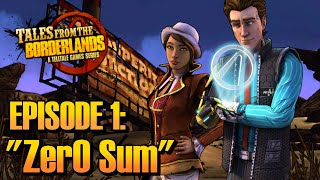 "Tales from the Borderlands · Episode 1: ""Zer0 Sum"" (Full Episode Walkthrough)"