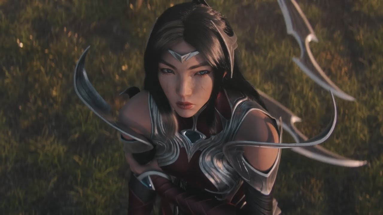 Irelia Cinematic - League of Legends (LoL) - YouTube  Irelia Cinemati...