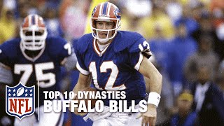 NFL Top 10 Dynasties: '90s <b>Buffalo Bills</b>