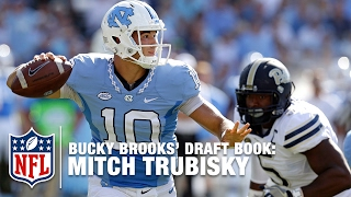 Scouting Mitch Trubisky (North Carolina, QB) - Bucky Broooks' Draft Notebook | NFL