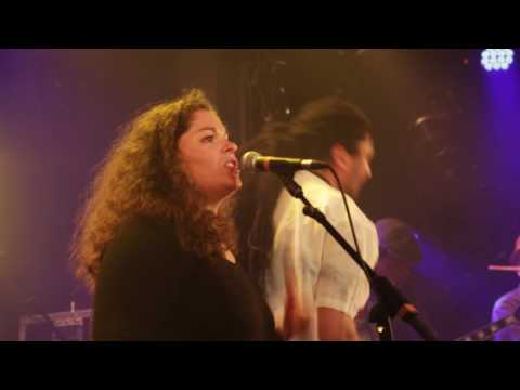 """HENEN AND THE MILAY BAND """"Give Thanks"""" - Live - GAM (Grange à Musique) - Creil - 05/03/2017"""