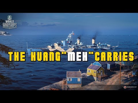"""Huang """"MEHH"""" CARRY 