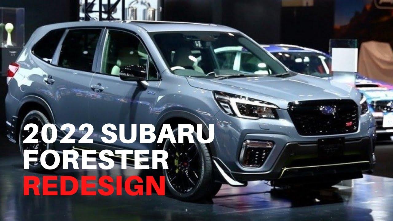 3 Subaru Forester Redesign