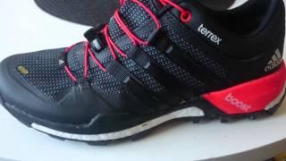 Adidas Terrex Boost short review