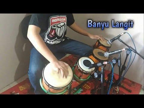 Banyu Langit _cover Kendang by Irawan
