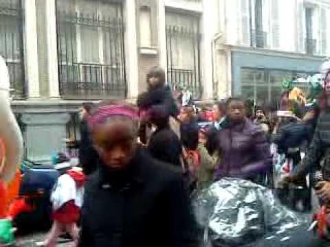 Carnaval Mexicain Aqueduc-Louis Blanc (Paris)