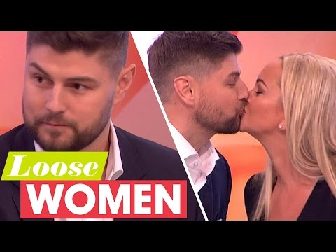 Rob's Special Message to Wife Jennifer Ellison  Loose Women