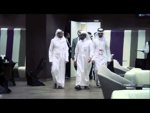 Qatar Handball Association Complex VIP Highlights Video