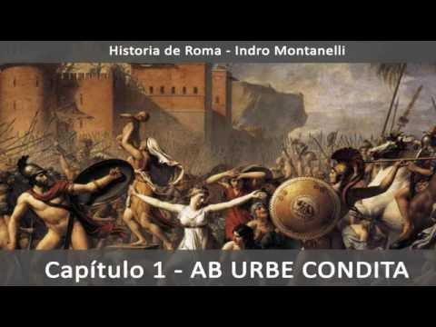 Capítulo 1   AB URBE CONDITA