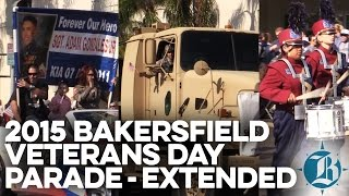 News Video - Veterans Day Parade 2015