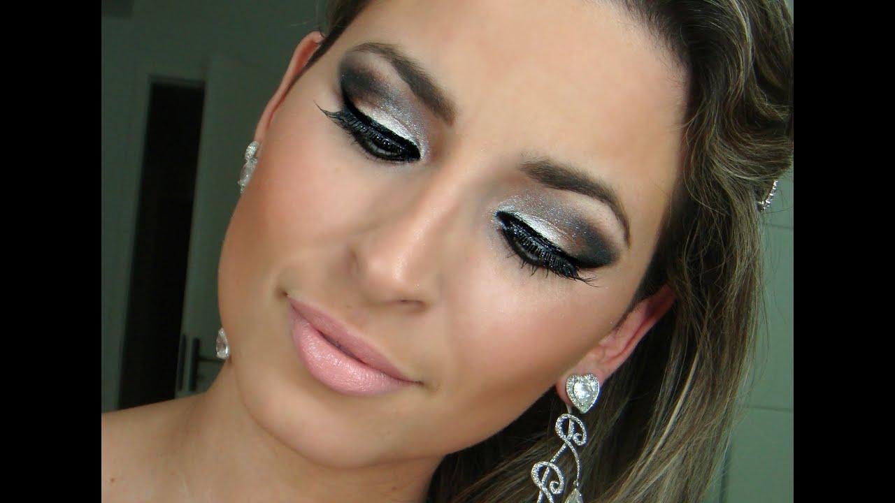 Maquiagem simples para noivas