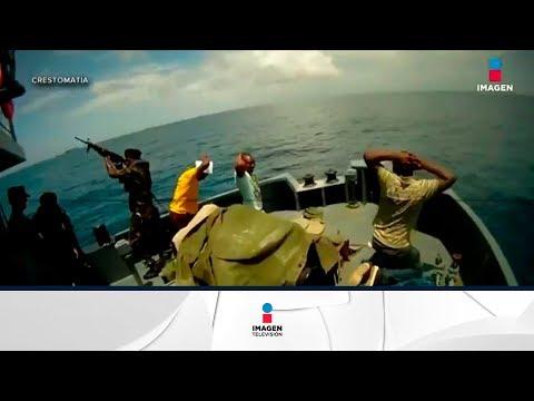 Esta es la increíble historia de los piratas de Somalia   Noticias con Francisco Zea