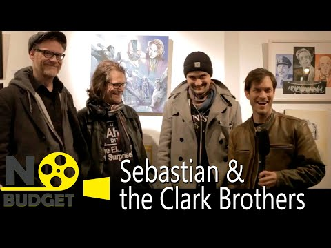 Sebastian Droschinski & the Clark Brothers