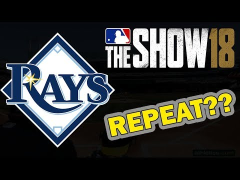 REPEAT CHAMPIONS?!?! TAMPA BAY RAYS FRANCHISE EPISODE 20