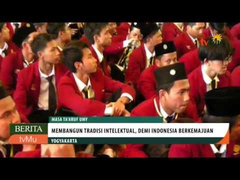 Bangun Tradisi Intelektual, Demi Indonesia Berkemajuan