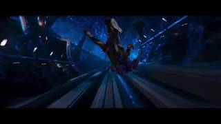Black Panther vs Killmonger   Fight Scene    Black Panther 2018 Movie Clip HD