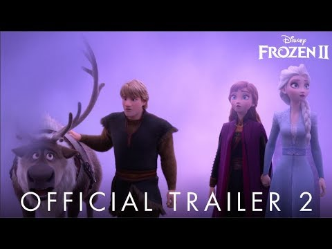 """CELEBRATE THE FIRST DAY OF FALL WITH AN ALL NEW """"FROZEN 2"""" TRAILER!"""