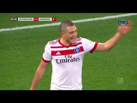 GOL: Bayer Leverkusen 3 - 0 Hamburger SV