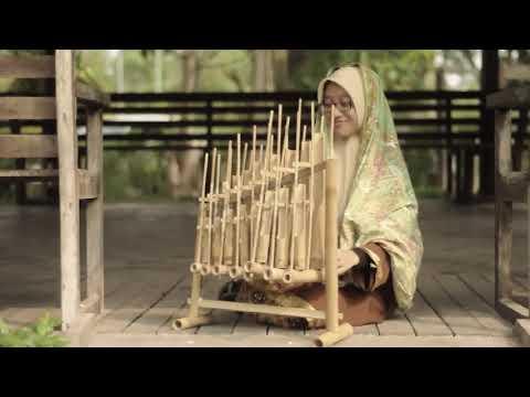 Anklong Traditional Malaysian music