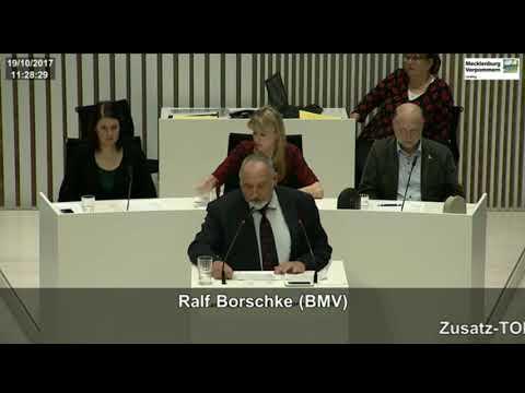 Ralf Borschke: Absackung der Autobahn 20 Höhe Tribsees