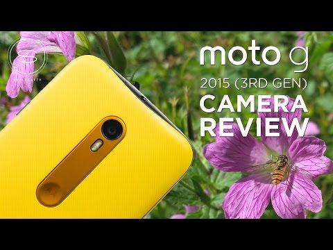Moto G 2015 (3rd Gen) Camera Review
