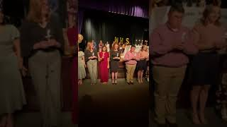 Pecos High School National Honor Society Induction