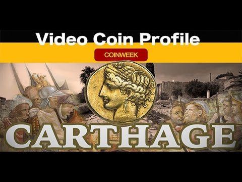 CoinWeek Coin Profile: The Carthaginian 1 1/2 Shekel Gold and Silver Coin - 4K Video
