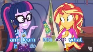 my little pony equestria girls embrace the magic lyrics
