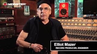 Elliot Mazer on Monster DNA Pro 2.0 Headphones