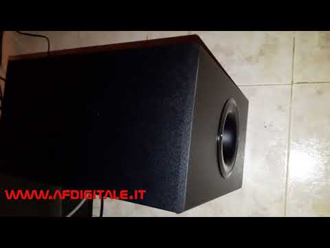 Panasonic SC-HTB688 - Test Home Theater 3.1