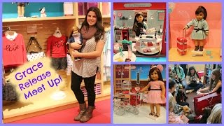 American Girl Grace GOTY Release Meet Ups-Seattle/Vancouver!