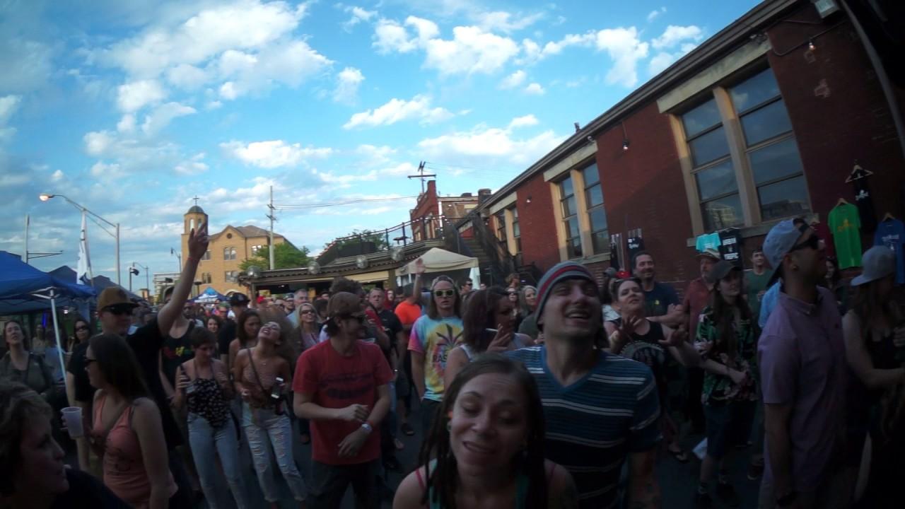 The Quasi Kings   Fast Lane   Live @ Park St Patio 5/13/17
