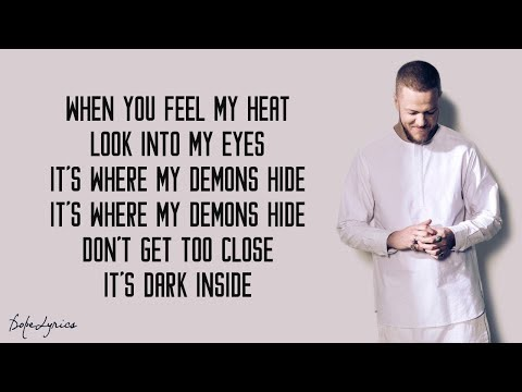 Demons - Imagine Dragons (Lyrics)