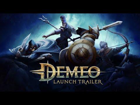 Demeo   Launch Trailer