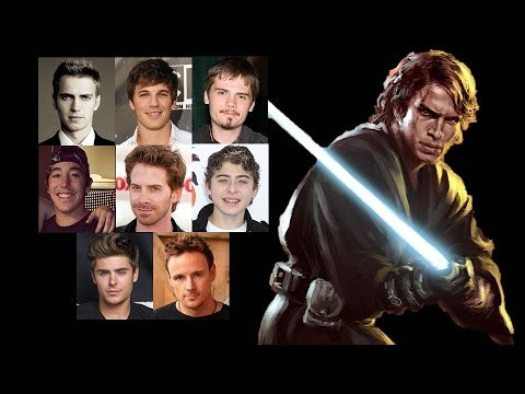 Comparing The Voices  Anakin Skywalker