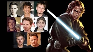 Comparing The Voices - Anakin Skywalker