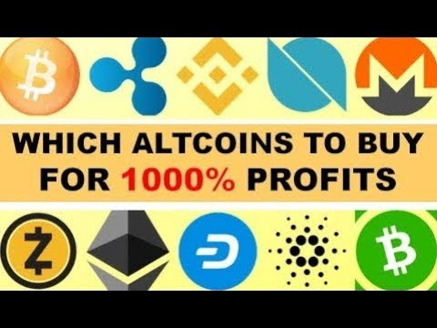 Which Altcoins to Buy for 1000% Profit? 02/04/2020- WEEKLY CRYPTO LIVE STREAM