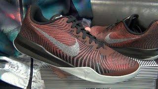 3b554ec8f51c1 Презентация  221 - Кроссовки Nike KB Mentality - SoleFinder.ru - YouTube