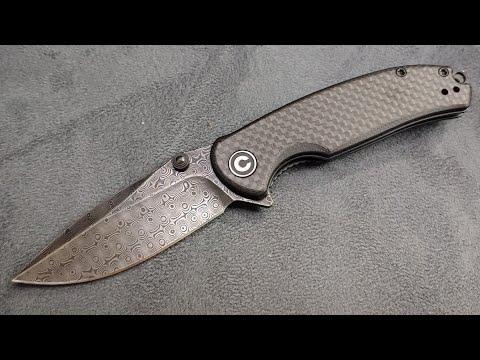 CIVIVI PINTAIL KNIFE REVIEW