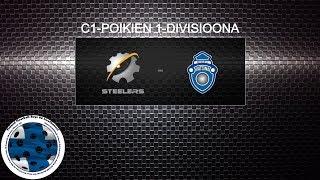 Steelers - Hatsina C1-pojat 1-divisioona