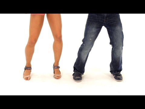 How to Do Beginner Footwork | Bachata Dance