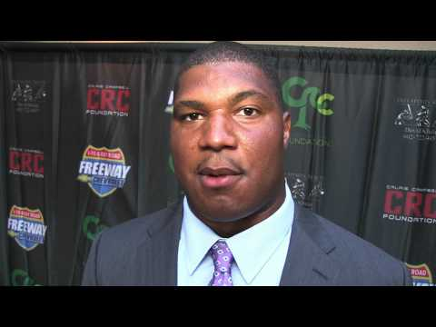 The CRC Foundation - Calais Campbell Charity Event At Flemmings