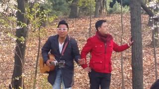 재미있는 아저씨들 (2014 여의도 벚꽃축제