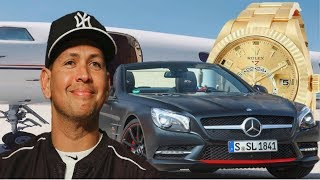 9 EXPENSIVE THINGS OWNED BY ALEX RODRIGUEZ.