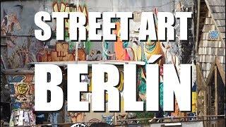 BERLÍN alternativo | Arte urbano, grafitis, y la YAAM