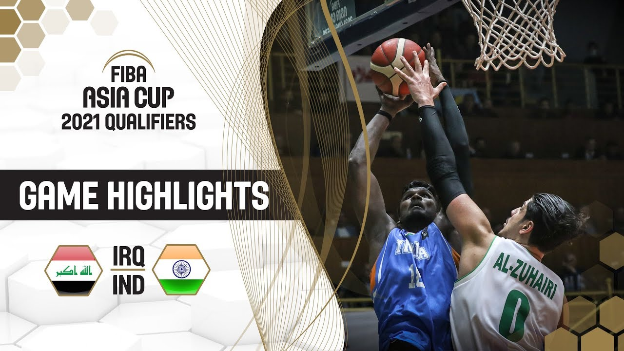Download Iraq v India - Highlights - FIBA Asia Cup 2021 - Qualifiers