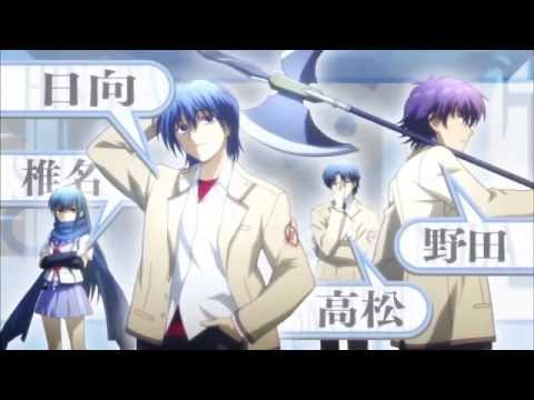 Angel Beats!  Opening 1