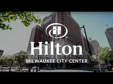 The Hilton Milwaukee City Center Tour with Diane Dailey