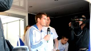Andy Murray Dunblane Speech